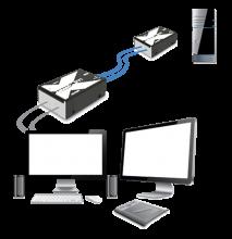 ADDERLink X-DVI PRO MS