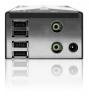 ADDERLink X-DVI PRO MS Remote - Anschlussansicht