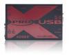 ADDERLink X-USB PRO MS Oberseite Local-Version